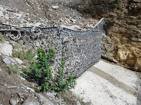Geop Anti coulée de boue